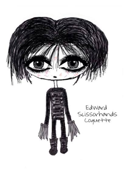 Edward Scissorshands