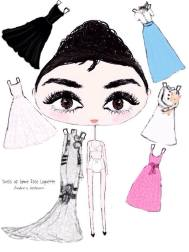 Audrey Hepburn (dress-up)